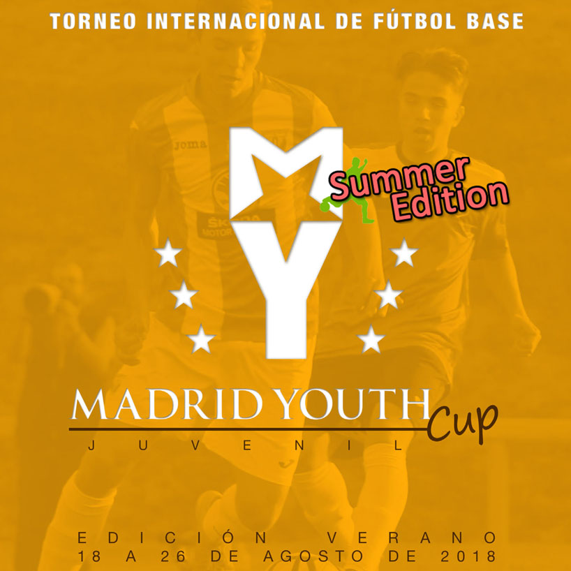Madrid Youth Cup - Verano 2017